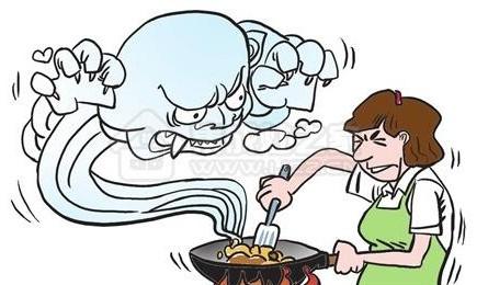 伊歌集成灶:厨房减少油烟的窍门