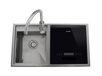 北斗星水槽式洗碗机V7