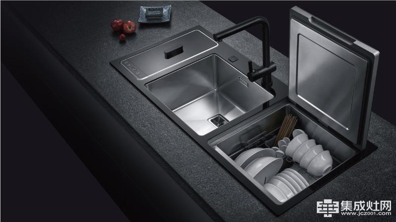 厨电新未来:嵌入式产品提速 洗碗机集成灶势在必行