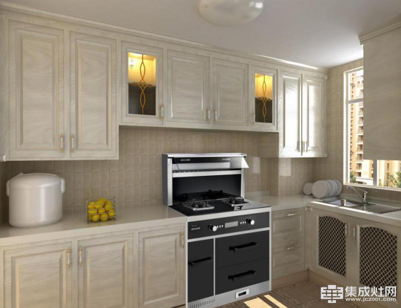 森歌集成灶:开放式厨房有什么优缺点
