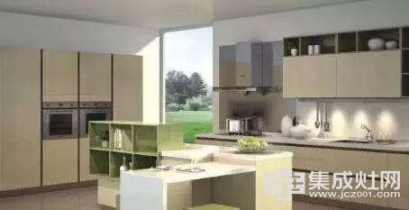 万万没想到 用百大集成灶装修厨房的成果竟然是这样