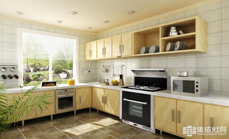 森歌集成灶:开放式厨房好不好 开放式厨房优缺点有哪些