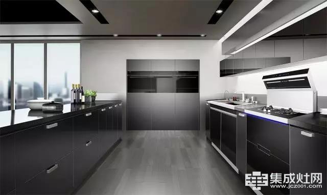 力巨人:模块化集成灶 带你走进开放式厨房新世界