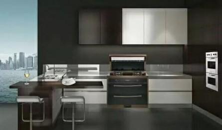 欧家集成灶:怎样才能拥有一个完美的开放式厨房