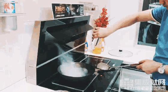 森歌集成灶:厨房黑科技 你的厨房产品该升级了