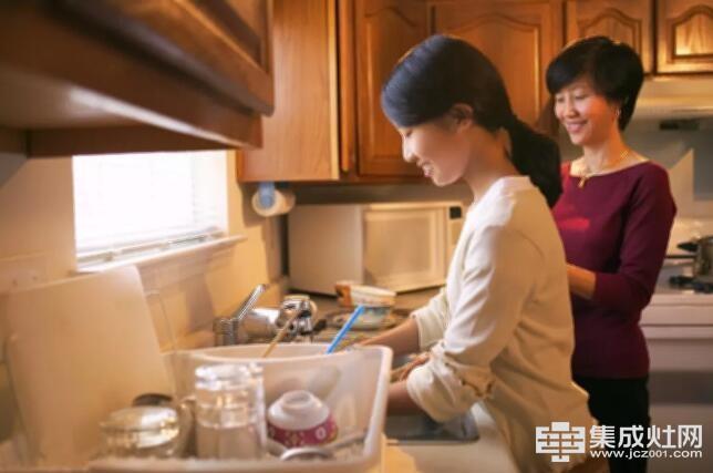 杰森集成灶献礼母亲节 让妈妈的厨房中不再有油烟