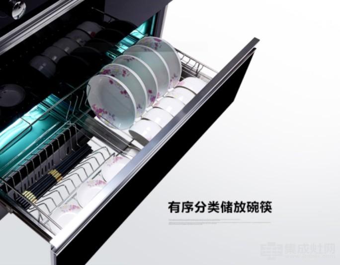 潮邦集成灶:集成灶为什么要集成消毒柜呢