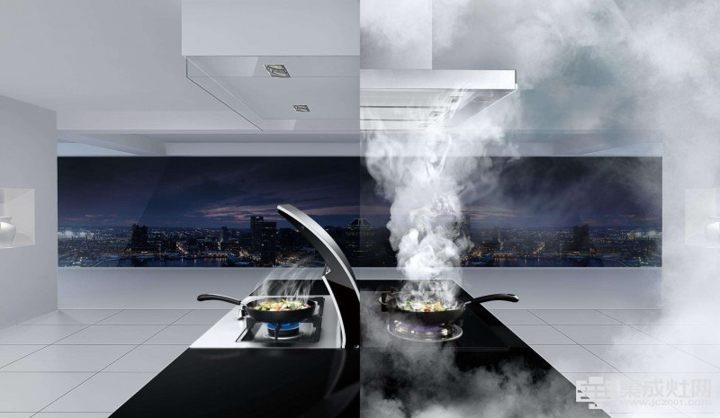 夏季厨房大作战 集成灶为你保驾护航