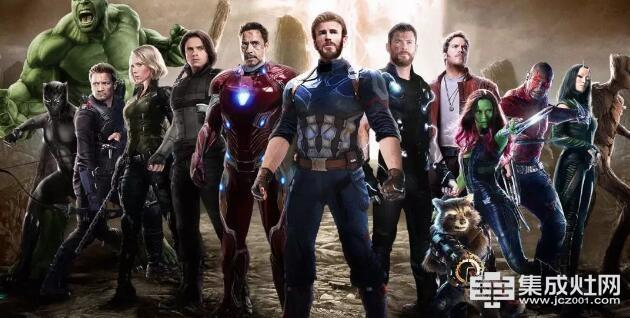 板川集成灶:最厉害的超级英雄并不在复仇者联盟里 他在