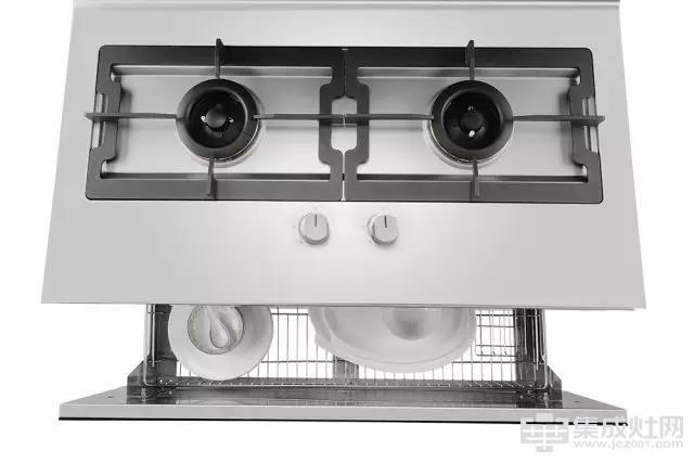 力巨人集成灶:智能与实用并行 智慧厨房新选择