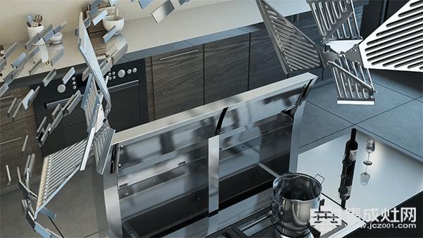 森歌集成灶:你真的了解厨房黑科技吗 点开看看