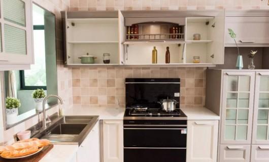 奥田集成灶:开放厨房装修有哪些注意事项