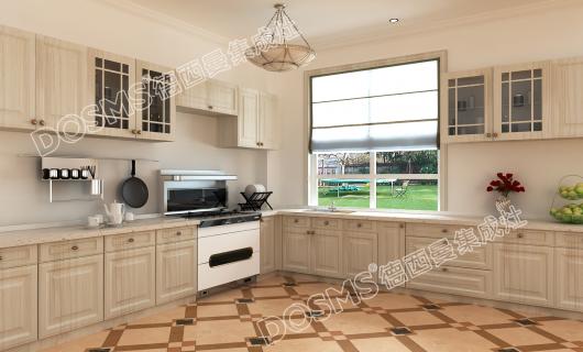 德西曼集成灶:完美的厨房搭配 不羁的自由空间