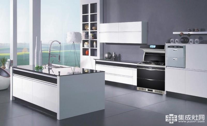 欧诺尼集成灶:一台集成灶就能玩转整个厨房