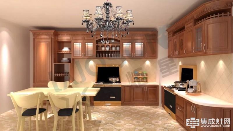 蓝炬星集成灶:穿越时光的隧道 带你经历厨房的变迁