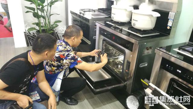 匠心铸品质 森歌集成灶继续唱响上海厨卫展