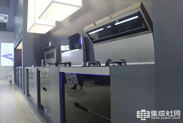力巨人集成灶智能厨电 给厨房更大创造空间
