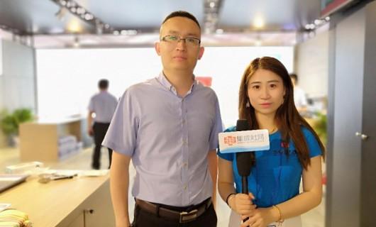 【上海展】美多集成灶市场部部长赵龙:智能化是大势所趋 未来市场属于集成灶