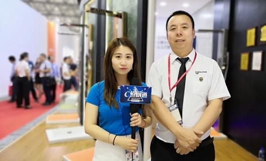 【上海展】圣洛威集成热水器副总经理刘祥:集百家之长而成独家之器