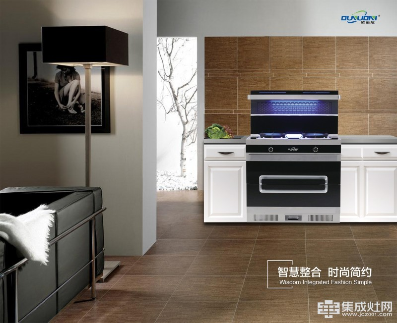 欧诺尼集成灶:别让油烟毁了你的厨房