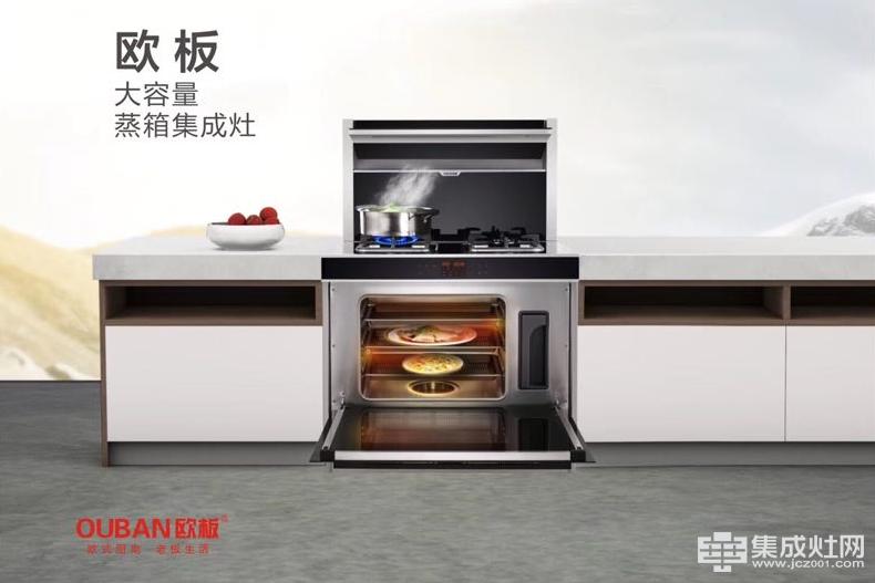 欧板集成灶 让小厨房变得更从容