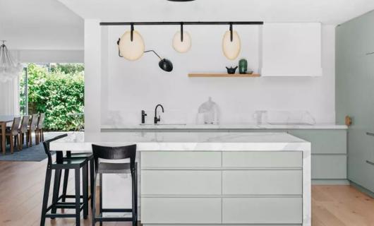 沃普集成灶:打造精致温馨小厨房 掌握三个关键词就够了