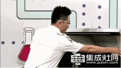 """安居星集成灶:""""带你了解厨房黑科技"""""""