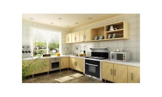 森歌集成灶让你的厨房装修实用又漂亮