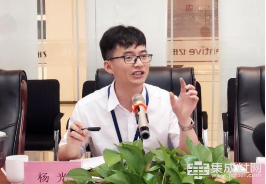 中国集成灶考察团调研亿田集成灶