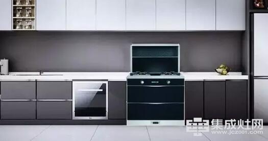 沃普集成灶:厨房用心对待 好看不必说 关键档次更高了