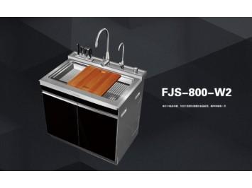 弗乐卡集成水槽FJS-800-W3