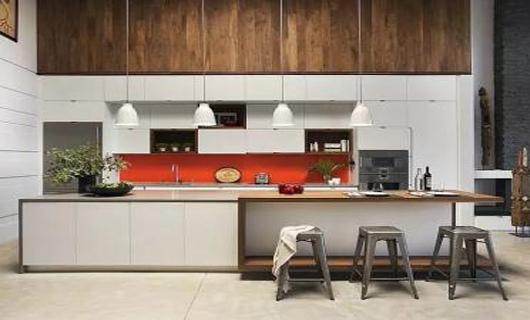 板川集成灶:厨房里这么装 男人都抢着做饭了
