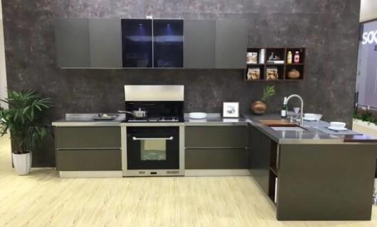 班贝格不锈钢橱柜 改变你的厨房环境