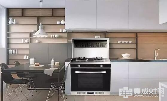 森田集成灶让你的厨房装修实用又漂亮