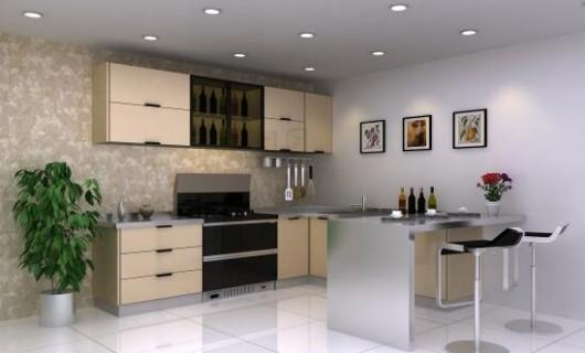班贝格不锈钢橱柜 用真材实料改变厨房