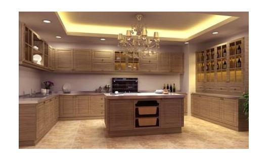 班贝格不锈钢橱柜给你厨房色调搭配选择