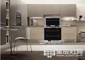 百变的厨房 不变的沃普集成灶
