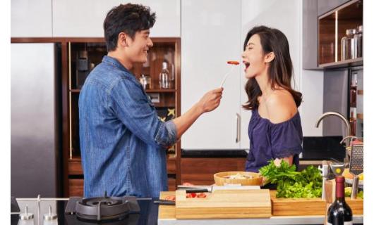 欧派家居橱柜五大系统设计 让你拥有幸福的婚后生活