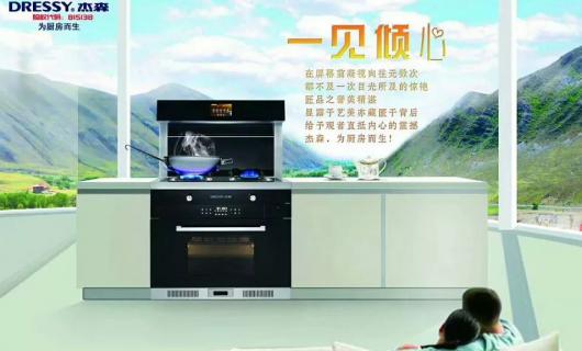 行业唯一荣耀:杰森集成灶受邀参加中国品牌巅峰大会