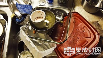 品冠集成灶:为什么国人不爱用洗碗机