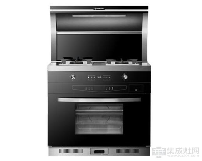 板川集成灶恋情 智优宝-70L大容量让烹饪更轻松
