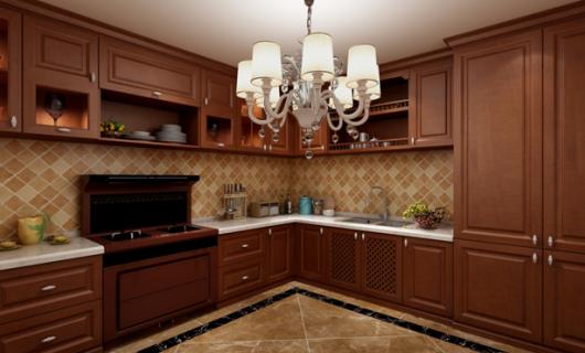 普森集成灶:小厨房规划的好 4㎡变8㎡家人都满意