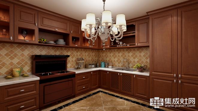 小厨房规划的好 4㎡变8㎡家人都满意