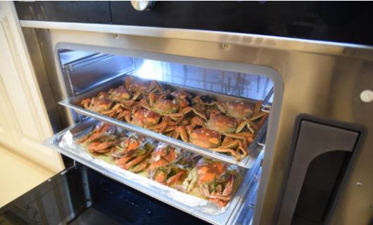 秋风起 蟹脚痒 一台集成灶帮您尝尽最鲜蟹味