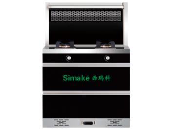 西玛科集成灶JJZY-SMK-W900B