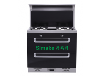 西玛科集成灶JJZ-SMK-W900C-1
