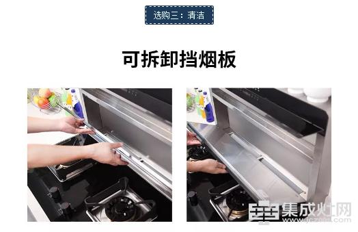 尚品智能厨房:挑选分体式集成灶的几个常识