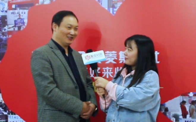 采访美菱集成灶市场总监黄孝东先生 (14播放)