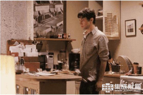 欧诺尼集成灶:饭后洗碗 不存在的