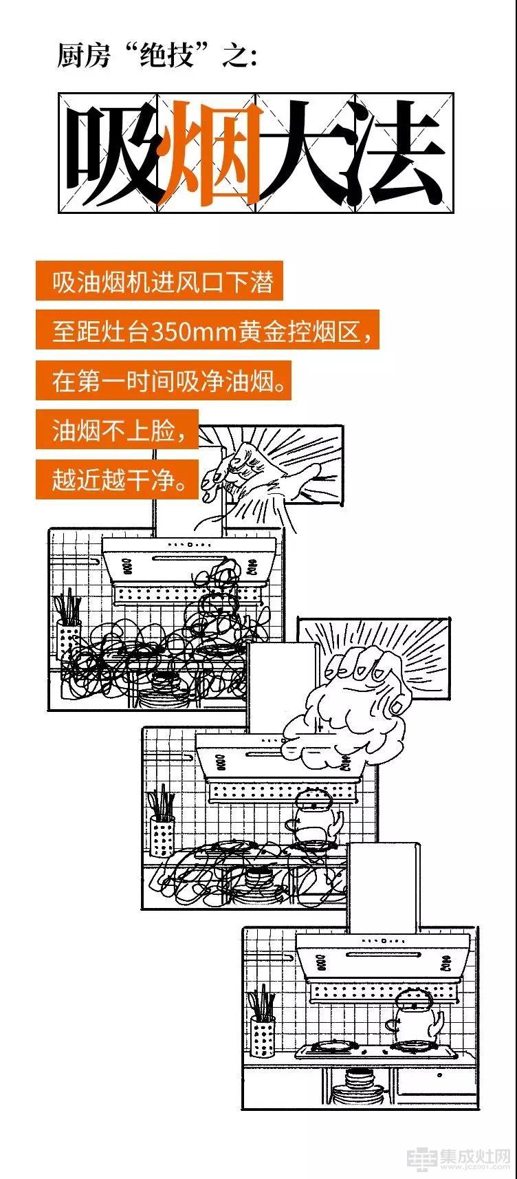 """帅康集成灶:下厨狂人的独门""""绝技"""""""